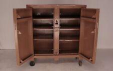 Knaack 109 Jobmaster Cabinet 47.5 Cu ft 60x60x24 Steel Jobsite Box 1041