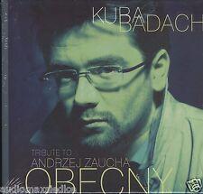KUBA BADACH Tributte Andrzej Zaucha - OBECNY / Polish CD / NEW