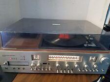 VINTAGE JC PENNEY AM/FM CASSETTE RECORDER/PHONO MODEL 683-1762