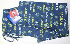 LA Galaxy MLS Men's Large SOFT Pajama Knit Pajama Pants NWT