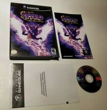Legend Of Spyro : A New Beginning- (Nintendo Gamecube) C.I.B / BLACK LABEL