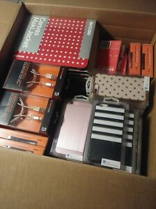 iPhone & Android Mixed Accessories! 150+ Pieces, Resellers Lot!
