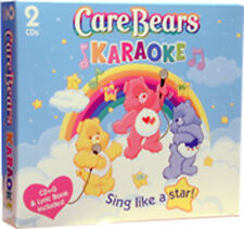 Care Bears Karaoke 2 Pack Cbk2 50702 karaoke cdg Madacy