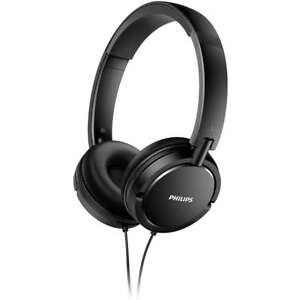 Philips Over-Ear Headphones SHL5000/Soft Leather/Noise isolation/1.2m cabl/3.5mm