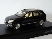 Volkswagen Touareg Black 1 43 (herpa 4039378713805)