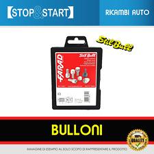 BULLONI ANTIFURTO FARAD STIL-BULL PER SMART FORTWO FINO AL 2014 ART. L2