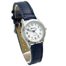 Ravel Ladies Super-Clear Easy Read Quartz Watch Blue Strap R0130.16.2