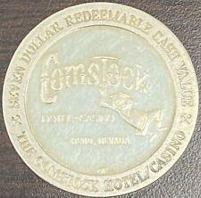 Casino Strike 999 Silver Comstock Hotel Casino Reno Nevada