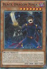 YU-GI-OH CARD: BLACK DRAGON NINJA - TDIL-EN036