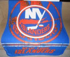 New New York Isla 00004000 nders Soft Fleece Throw Gift Blanket Nhl Hockey Team Logo Isles