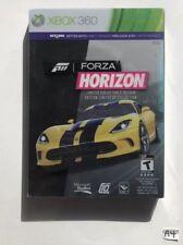 Forza Horizon Limited Collector's Edition (Microsoft Xbox 360, 2012)