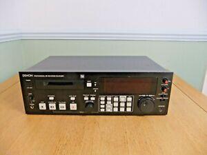 Denon DN-M1050R Professional Md Minidisc Player / Recorder