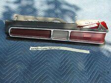 69 Dodge Monaco Convertible RIGHT TAIL LIGHT TAILLIGHT BRAKE LENS REVERSE BACKUP