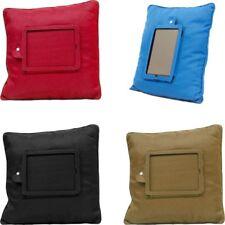 Cojin para Ipad, Ebook y Tablet, navega o lee de forma cómoda, cojín de 44x44 cm
