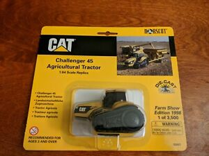 Norscot Cat Challenger 45 Agricultural 1/64 Scale Farm Show Edition 1998