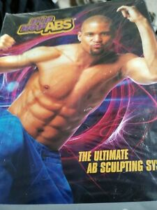 Beachbody Hip Hop ABS -The Ultimate AB Sculpting System (DVD,2011,3-disc Set)NEW