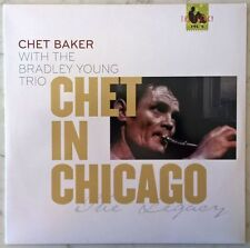 CHET BAKER WITH BRADLEY YOUNG TRIO CHET IN CHICAGO LP 180g ENJA