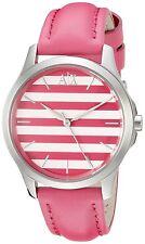 Armani Exchange Women's AX5235 'Smart' Pink Leather Watch