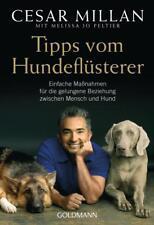 Tipps vom Hundeflüsterer von Melissa Jo Peltier und Cesar Millan (2009, Taschenbuch)