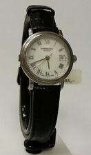 Raymond Weil 53741ST-W01 00375 Reloj Relojes Análogo Cuero Negro
