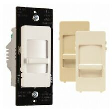 Pass & Seymour Wide Slide Dimmer, Works With Select Dimmable CFL