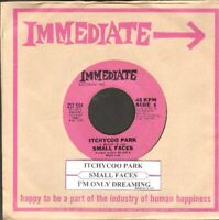 Small Faces - Itchycoo Park Vinyl 45 rpm record Free Shipping