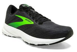 BROOKS LAUNCH 7 Scarpe Running / Corsa UOMO [+ GRATIS DHL] Ebony/Black/Green