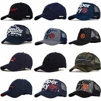 Superdy Caps Baseball Hats Trucker Assorted Styles