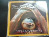 MAN  -  THE  HISTORY OF MAN,   2  CD  GOLD  DELUXE  EDITION ,   PSYCHEDELIC ROCK