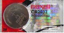 1 Maxell Cr2032 Ecr 2032 Battery 3V Sealed Authorized seller.