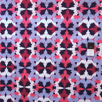 Free Spirit Design Loft PWFS004 Kaleidoscope Starred Denim Fabric By Yard