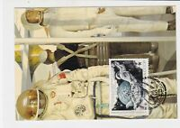 russia1991 space exploration stamps cover ref 19711