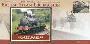 2011 ex L&YR CLASS 25 957 BENHAM LE ONE OF ONLY 25 FIRST DAY COVER SHS