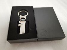 NEW Genuine BMW 1 Series Key Chain Ring 80230305914