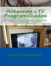 Alternatives to Cable TV Cable Cutting: Antennas + TV Program Guides :...