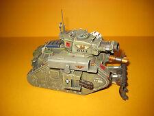 Astra Militarum - Leman Russ Demolisher - very well painted - sehr gut bemalt