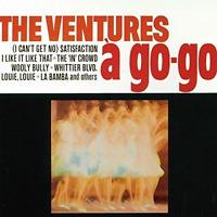 VENTURES-THE VENTURES A GO-GO-JAPAN MINI LP SHM-CD Ltd/Ed G00