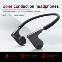 Hearing Aid Bone Conduction BTE Ear Hear Aids Rechargeable Sound Voice Amplifier