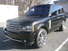 2010 Land Rover Range Rover HSE SUPERCHARGE