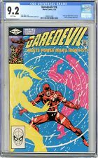 Daredevil  #178   CGC  9.2   NM-   White pages