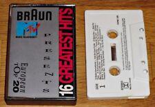 Disco Excellent (EX) Near Mint (NM or M-) Music Cassettes