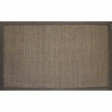 Charmant Bayliss PORTSEA SISAL DOOR MAT W/ Latex Back For Casual Entrance Look  50x80cm