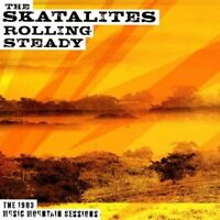 THE SKATALITES - ROLLING STEADY : THE 1983 MUSIC MOUNTAIN SESSIONS (NEW) CD Ska