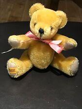 "AMERICAN GIRL 18"" DOLL SAMANTHA Mohair Teddy Bear Merrythought England PC"