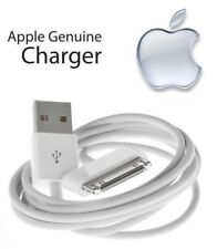 100% Original Apple iPhone 1st Gen 30 Pin to USB Cable Charger (1m/3ft) MA591G/C