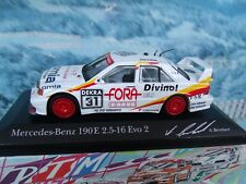 1/43  Minichamps MERCEDES BENZ 190 Evo 2 DTM 1994 team Bernhard