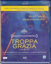 Blu-ray TROPPA GRAZIA nuovo 2018