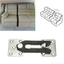 Sofa Sectional Furniture Couch Connector Plastic Bracket Snap Alligator Style