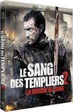 Blu Ray  //  LE SANG DES TEMPLIERS 2 : La Rivière de Sang  //  NEUF cellophané