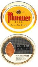 Cohibar___MURAUER Bier___Bierdeckel Österreich